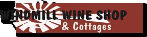 THE WINDMILL WINE SHOP & COTTAGES logo
