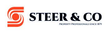 STEER & CO logo